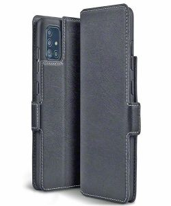 Samsung Galaxy A51 Light Profile Wallet Case  MS000048