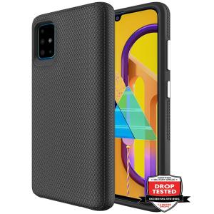 Samsung Galaxy A51 ProGrip Tough Case - Black MS000352