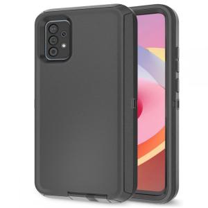 Samsung Galaxy A52 - A52 5G Tech-Protect Adventure Case Cover - Black MS000698