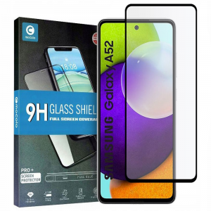 Samsung Galaxy A52s - A52 5G Mocolo Tempered Glass Screen Protectors - Clear MS000538