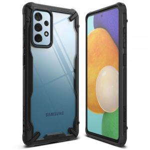 Samsung Galaxy A52s - A52 5G Ringke Fusion Crystal Case - Black MS000545