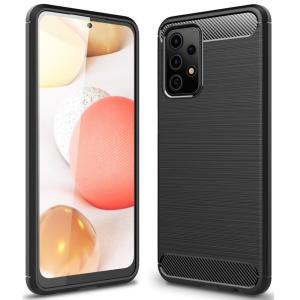 Samsung Galaxy A52s - A52 5G Tech-Protect Carbon Fiber Case - Black MS000571