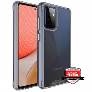 Samsung Galaxy A72 5G ProAir Thin Case - Clear MS000572