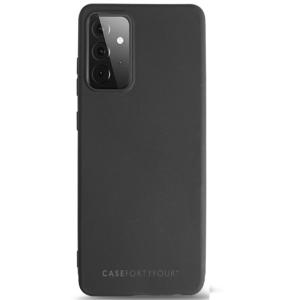 Samsung Galaxy A72 Case FortyFour No.1 Case - Black MS000588
