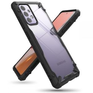 Samsung Galaxy A72 Ringke Fusion Crystal Case - Black MS000520