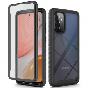 Samsung Galaxy A72 Tech-Protect Defence 360 Case - Black MS000617