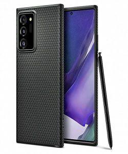 Samsung Galaxy Note 20 Spigen Liquid Air Case Black MS000137