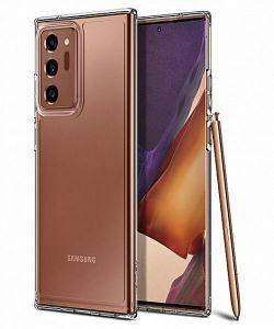 Samsung Galaxy Note 20 Spigen Liquid Crystal clear Case  MS000136