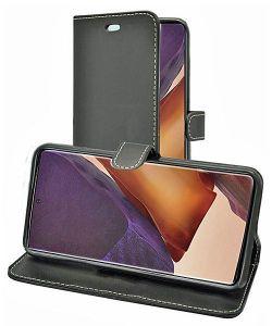 Samsung Galaxy Note 20 Ultra Durable Wallet Case - Black