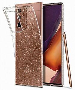 Samsung Galaxy Note 20 Ultra Spigen Liquid Crystal Glitter Case - Clear  MS000178
