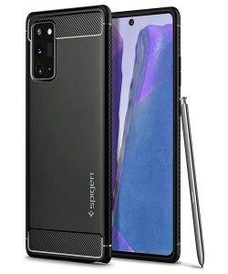 Samsung Galaxy Note 20 Ultra Spigen Rugged Armor Case - Black