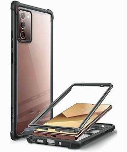 Samsung Galaxy Note 20 Ultra Supcase Iblsn Ares Case - Black