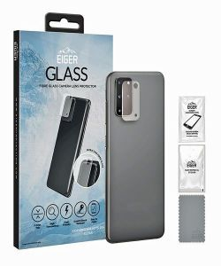 Samsung Galaxy S20 Ultra Eiger Fibre Glass Camera Lens Screen Protector - Clear