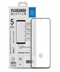 Samsung Galaxy S20 Ultra Fuji Tempered Screen Protector  - Clear