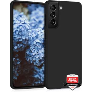 Samsung Galaxy S21 FE Silicone Case - Black MS000693