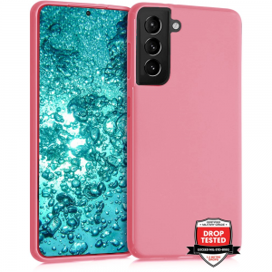 Samsung Galaxy S21 FE Silicone Case - Pink MS000692