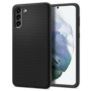 Samsung Galaxy S21 Plus Spigen Liquid Air Case - Black MS000493