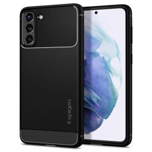 Samsung Galaxy S21 Plus Spigen Rugged Armor Case - Black MS000496