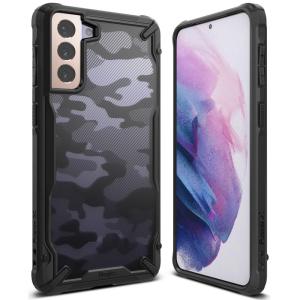 Samsung Galaxy S21 Ringke Fusion Camo Case - Black MS0004784