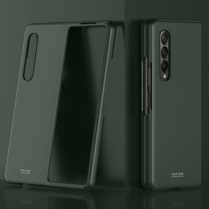 Samsung Galaxy Z Fold 3 5G Ultra-thin Hard Shell Case Cover - Green MS000728