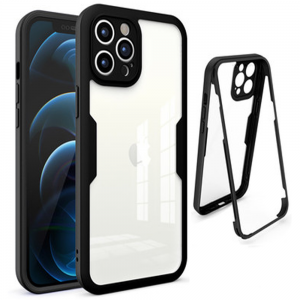 Tough-JAK 360 Defiant Shield iPhone 13 Pro Max Case - Black MS000932