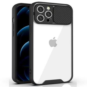 Tough-JAK Camshield iPhone 13 Mini Case - Black MS000942