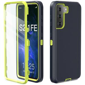 Tough-JAK Pro Anti-fall Samsung Galaxy S21 FE Case - Florescent MS000893