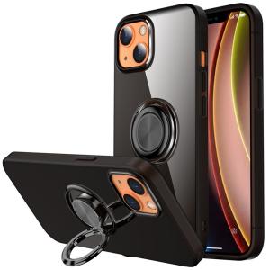 Tough-JAK RingPop iPhone 13 Mini Case - Translucent Black MS000901