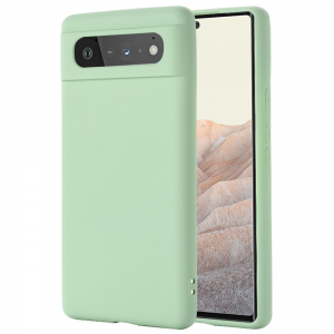 Tough-JAK Silky Smooth Google Pixel 6 Pro Silicone Case - Green MS000915