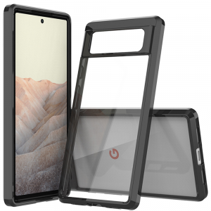Tough-JAK TerraNova Google Pixel 6 Pro Shield Cover Case - Black MS000985