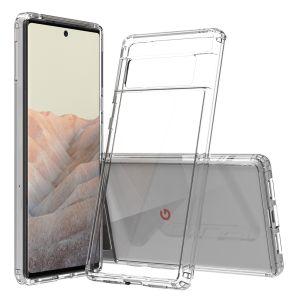 Tough-JAK TerraNova Google Pixel 6 Pro Shield Cover Case - Clear MS0001008