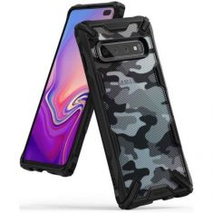 Extra Protective Camo Phone Case for Samsung Galaxy 10 Plus