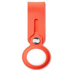 Apple AirTag Silicone Protective Loop Skin - Orange MS000705