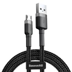 Baseus Cafule Micro USB 200CM Cable - Black MS000433