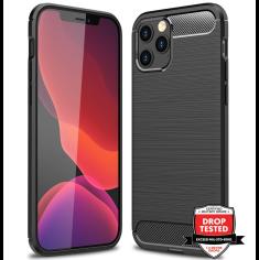 iPhone 12 - 12 Pro  Carbon Air Case - Black MS000289