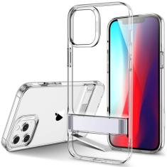 iPhone 12 - 12 Pro ESR Air Shield Boost Case - Clear MS000283