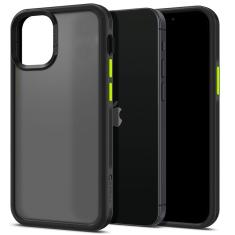 iPhone 12 - 12 Pro Spigen Cyrill Colour Brick Case - Black MS000287