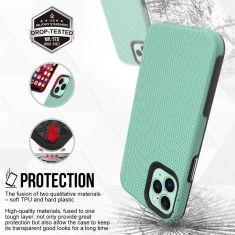 iPhone 12 Mini ProGrip Tough Case - Mint MS000265