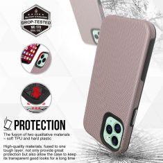 iPhone 12 Mini ProGrip Tough Case - Rose Gold MS000266