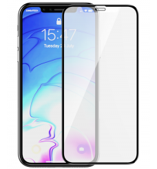 iPhone 12 Pro Max Devia 3D Tempered Glass Screen Protector- Clear MS000324