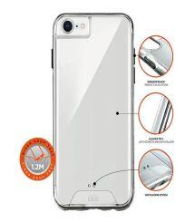 iPhone SE 2020 Eiger Glacier Case Clear