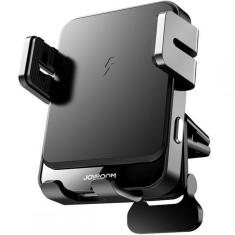 Joyroom JR-ZS219 Vent Car Mount Wireless Charger - Black MS000415
