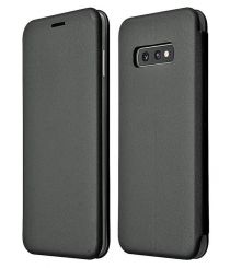 Sleek Clamshell Portfolio Case for Samsung Galaxy S10 Plus