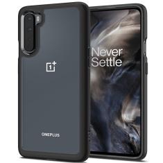OnePlus Nord Spigen Ultra Hybrid Case - Black MS000422
