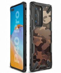 Huawei P40 Pro Ringke Fusion X Camo Case  MS000062