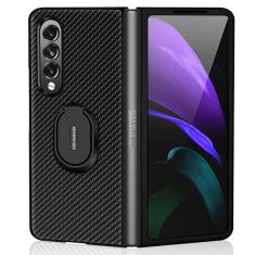 RingPro Samsung Galaxy Z Fold 3 5G Foldable Fiber Case - Black MS000835