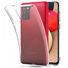 Samsung Galaxy A02s Tech-Protect Flexair Crystal Case - Clear  MS000466