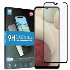Samsung Galaxy A12 Mocolo Tempered Glass Screen Protectors - Clear  MS000468
