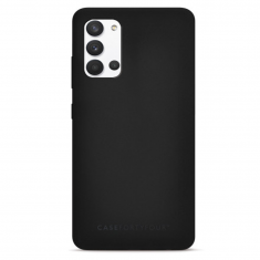 Samsung Galaxy A22 5G Case FortyFour No.1 Case - Black MS000734