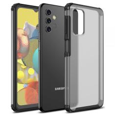 Samsung Galaxy A32 5G Tech-Protect Hybridshell Case - Black MS000504